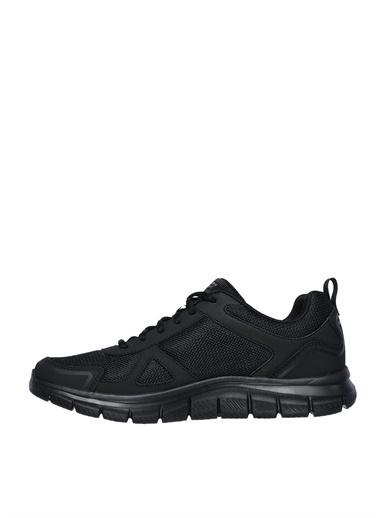 Skechers Skechers 52631 Bbk Track Lifestyle Ayakkabı Siyah